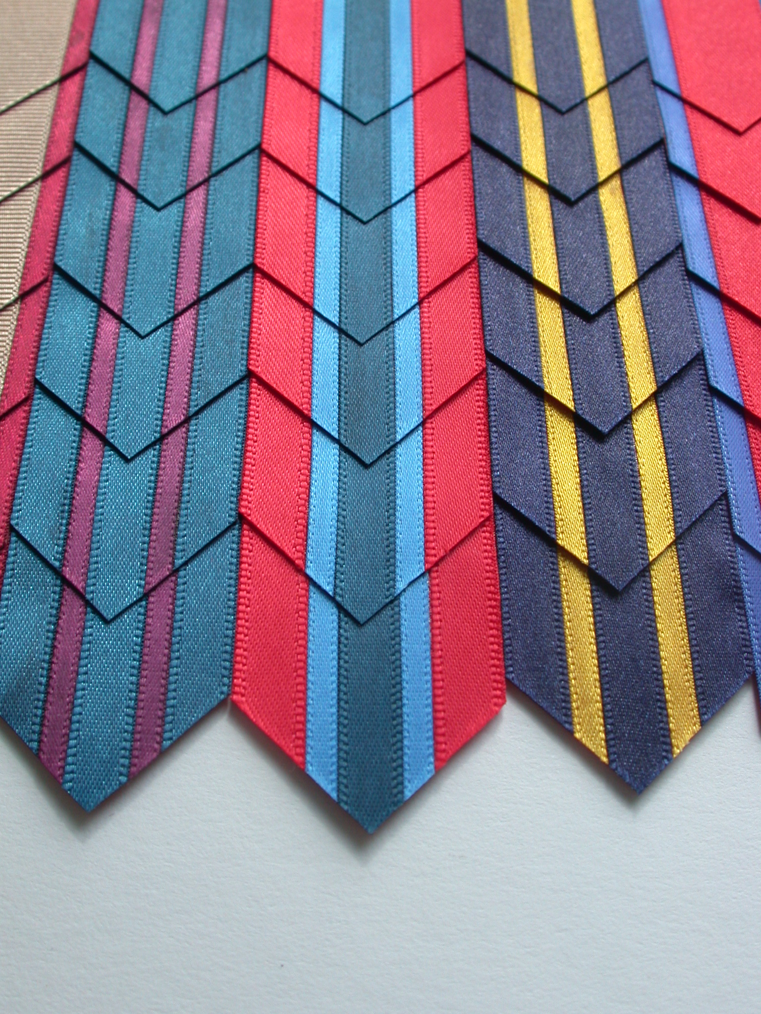 Ribbon Composition (RCA Project), 2008